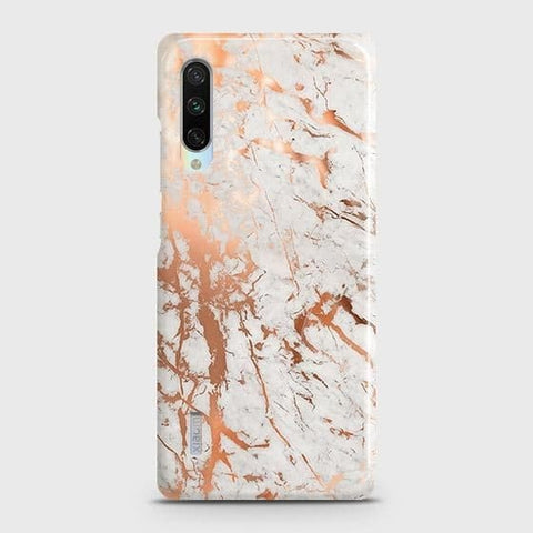 3D Print in Chic Rose Gold Chrome Style Case For Xiaomi Mi A3