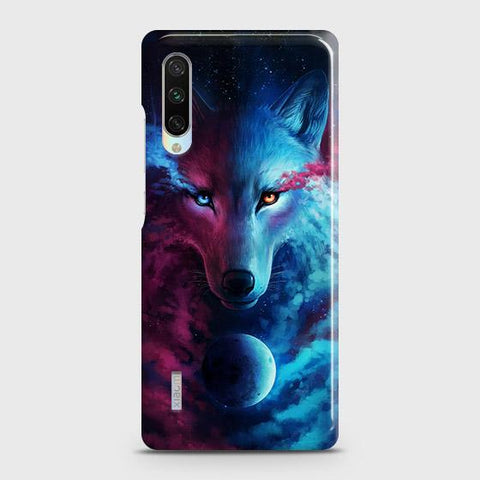 Infinity Wolf 3D Trendy Case For Xiaomi Mi A3