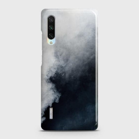Trendy White Floor Marble Case For Xiaomi Mi A3