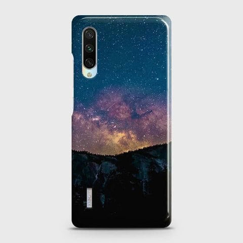 Embrace, Dark Galaxy 3D Trendy Case For Xiaomi Mi A3