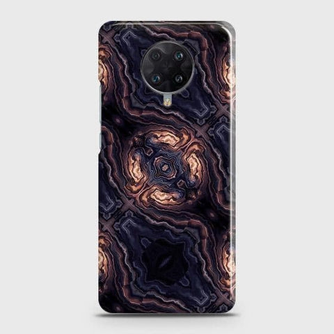 Xiaomi Poco F2 Pro Cover - Source of Creativity Trendy Printed Hard Case with Life Time Colors Guarantee