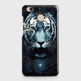 Xiaomi Redmi 4 / 4X Cover - Vintage Galaxy Tiger Printed Hard Case with Life Time Colors Guarantee