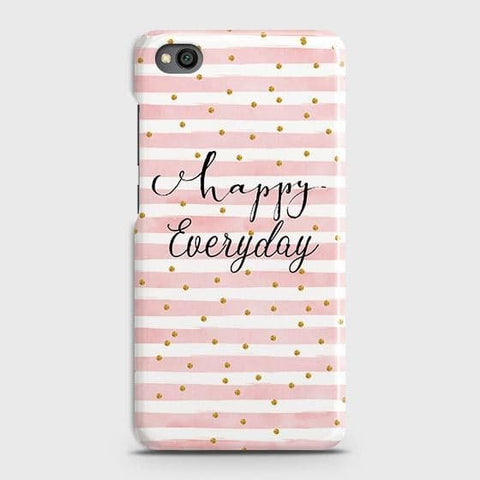 Trendy Happy Everyday Case For Xiaomi Redmi Go