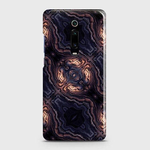 Xiaomi Redmi K20 Cover - Source of Creativity Trendy Printed Hard Case with Life Time Colors Guarantee
