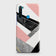 Xiaomi Redmi Note 8 Cover - Geometric Luxe Marble Trendy Printed Hard Case with Life Time Colors Guarantee