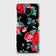 Xiaomi Redmi Note 9 Pro Cover - Luxury Vintage Red Flowers Printed Hard Case with Life Time Colors Guarantee