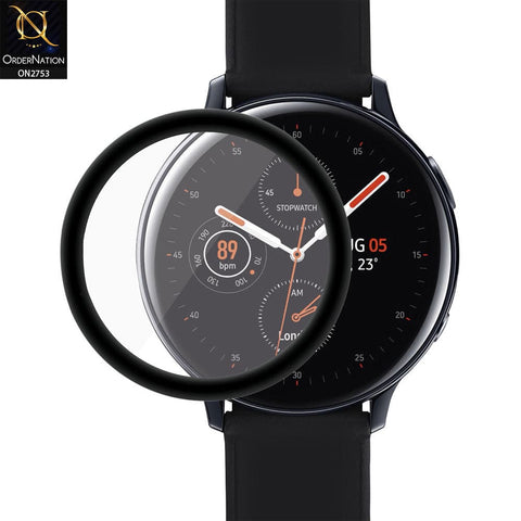 Matte Curved Cover Film Screen Protector Smartwatch For Samsung Galaxy Watch Active2 (44mm)
