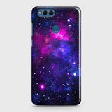 Dark Galaxy Stars Modern Case For Huawei Honor 7X