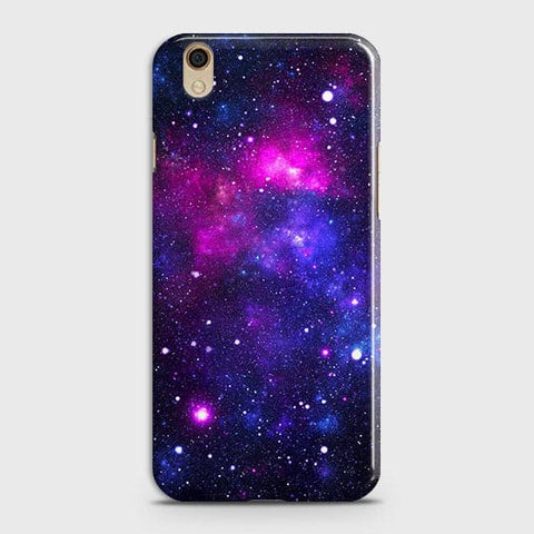 Oppo F1 Plus / R9 - Dark Galaxy Stars Modern Printed Hard Case