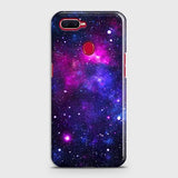 Dark Galaxy Stars Modern Case For Oppo F9
