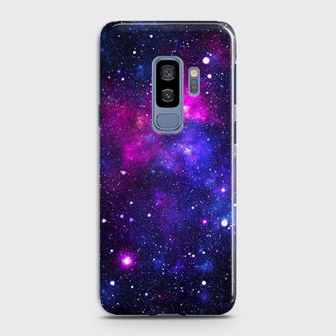 Dark Galaxy Stars Modern Case For Samsung Galaxy S9 Plus