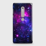 Dark Galaxy Stars Modern Case For Nokia 6.1