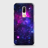 Dark Galaxy Stars Modern Case For OnePlus 6