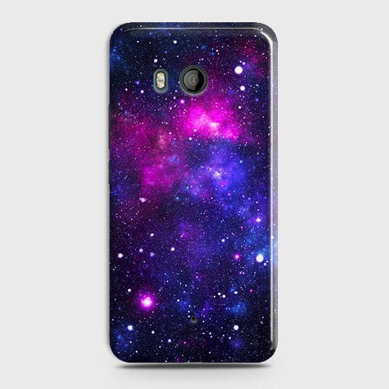 Dark Galaxy Stars Modern Case For HTC U11