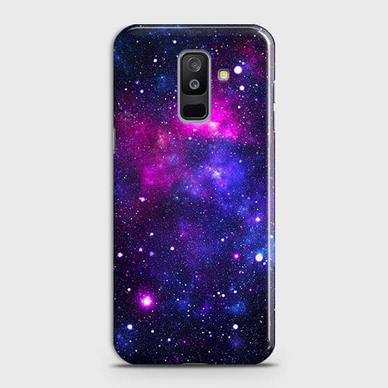 Dark Galaxy Stars Modern Case For Samsung A6 Plus 2018