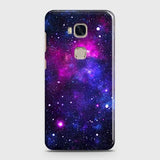 Huawei Honor 5X - Dark Galaxy Stars Modern Printed Hard Case
