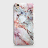 Violet Sky Marble 3D Trendy Case For Oppo F1 Plus / R9