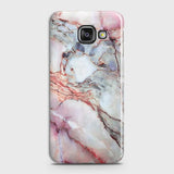 Samsung Galaxy J7 Max - Violet Sky Marble Trendy Printed Hard Case