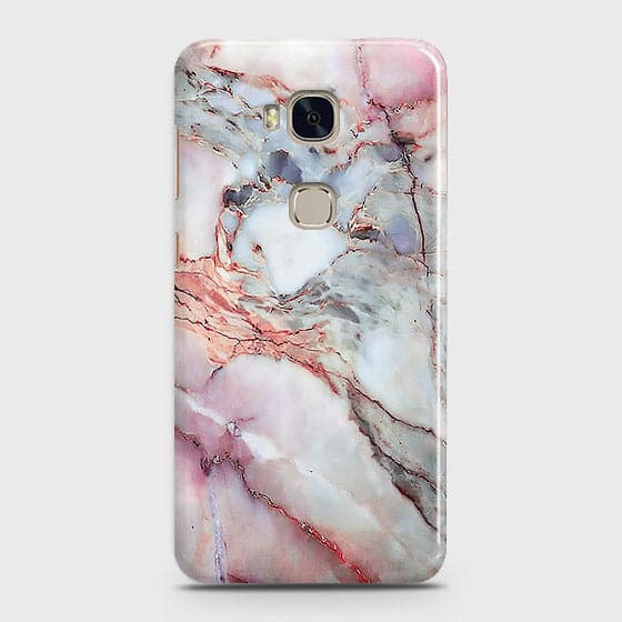 Violet Sky Marble 3D Trendy Case For Huawei Honor 5X