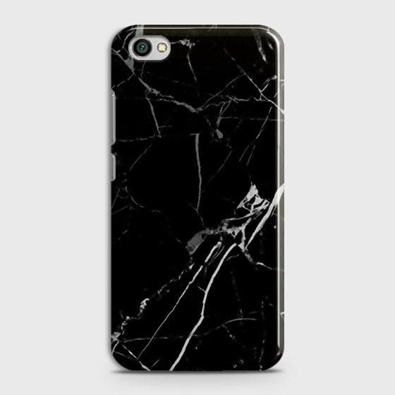 Printed Black Modern Classic Marble Case with Life Time Color Guarantee For Xiaomi Redmi Note 5A