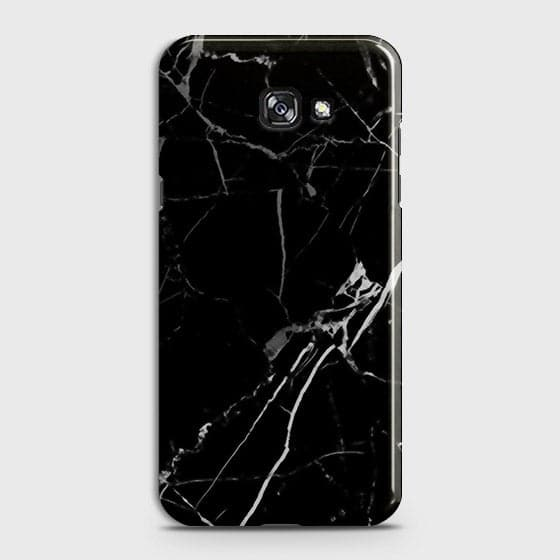 Black Modern Classic Marble Case For Samsung A5 2017