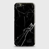 Huawei Honor 4C - Black Modern Classic Marble Printed Hard Case