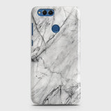 Trendy White Marble Case For Huawei Honor 7X