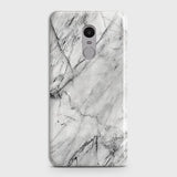 Trendy White Marble Case For Xiaomi Redmi 4X