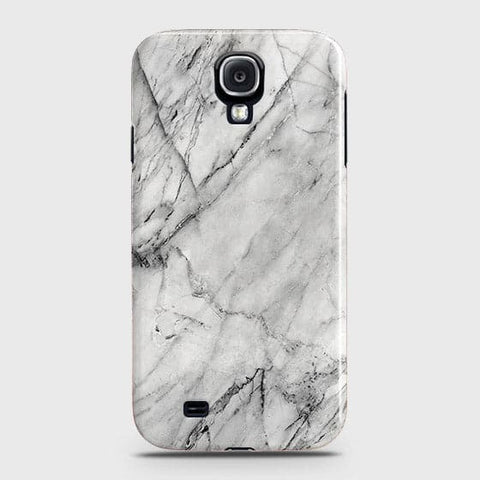 Trendy White Marble Case For Samsung Galaxy S4