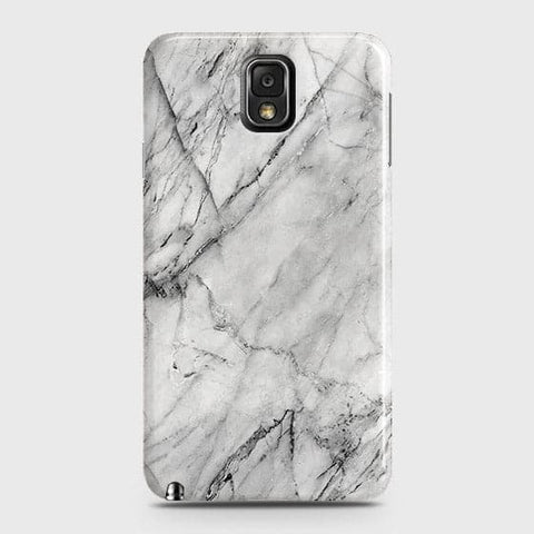 Trendy White Marble Case For Samsung Galaxy Note 3