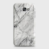 Trendy White Marble Case For Samsung A7 2017