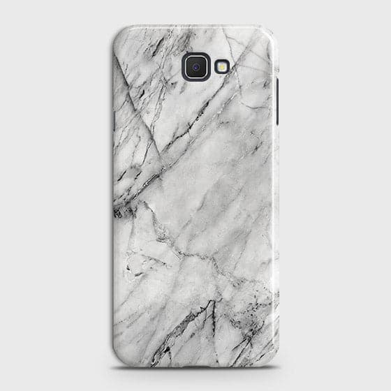 Trendy White Marble Case For Samsung Galaxy J5 Prime