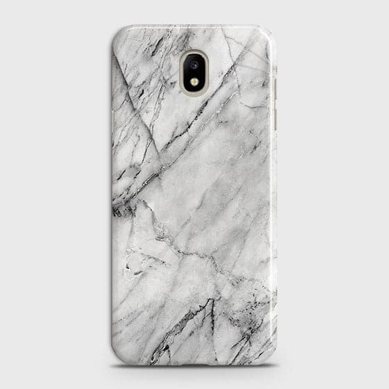 Trendy White Marble Case For Samsung Galaxy J5 2017