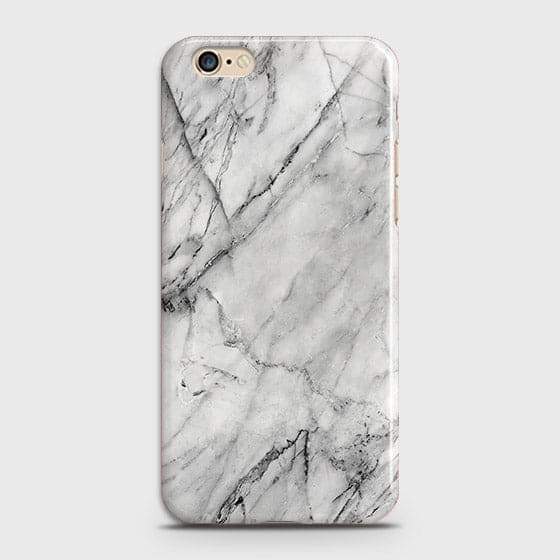 Trendy White Marble Case For iPhone 6 Plus & iPhone 6S Plus
