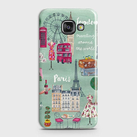 London, Paris, New York Modern Case For Samsung Galaxy J7 Max
