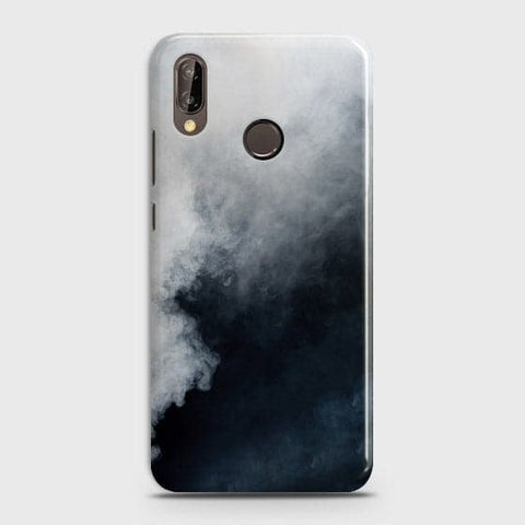 Trendy White Floor Marble Case For Huawei Nova 3
