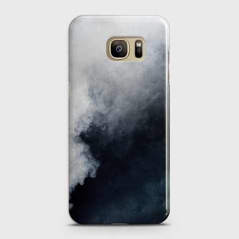 Trendy White Floor Marble Case For Samsung Galaxy S7