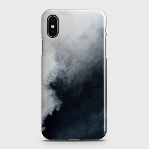 Trendy White Floor Marble Case For iPhone XS Max