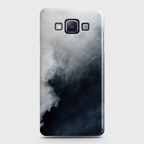 Trendy White Floor Marble Case For Samsung Galaxy E5