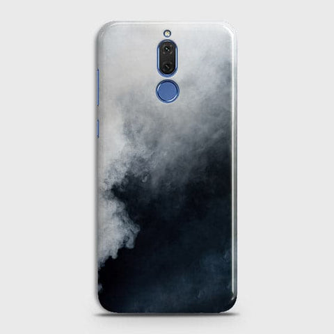 Trendy White Floor Marble Case For Huawei Mate 10 Lite