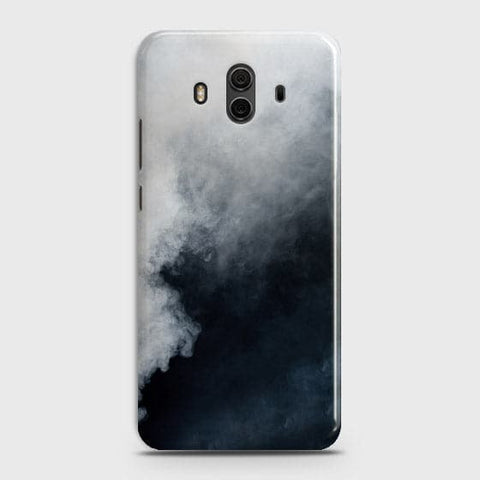 Trendy White Floor Marble Case For Huawei Mate 10