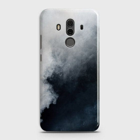 Trendy White Floor Marble Case For Huawei Mate 10 Pro