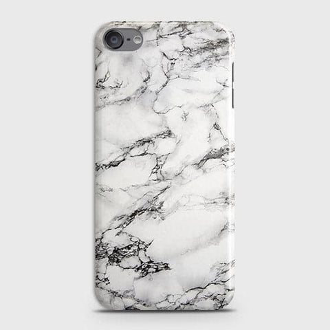 Trendy White Floor Marble Case For iPod Touch 6