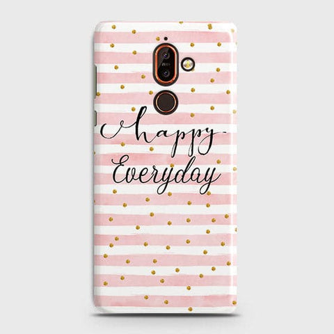 Trendy Happy Everyday Case For Nokia 7 Plus
