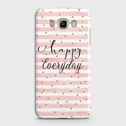 Trendy Happy Everyday Case For Samsung Galaxy J710