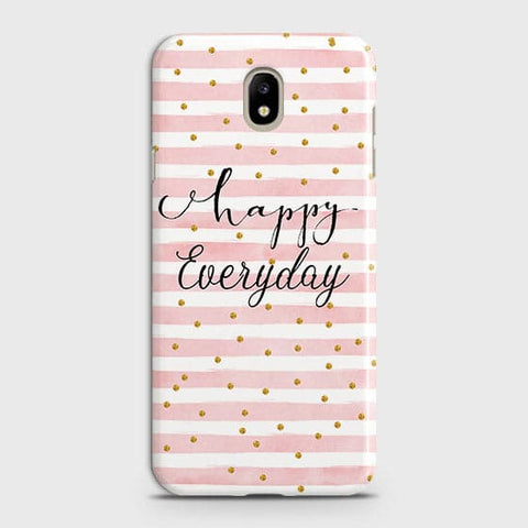 Trendy Happy Everyday Case For Samsung Galaxy J3 Pro