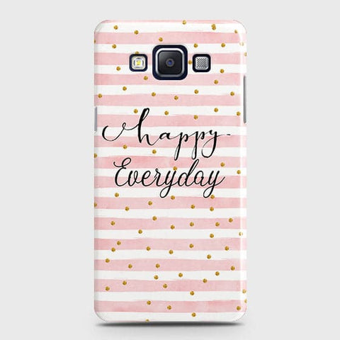 Trendy Happy Everyday Case For Samsung Galaxy E5