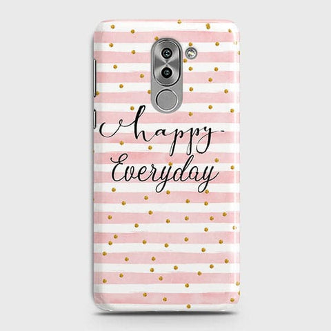 Trendy Happy Everyday Case For Huawei Honor 6X