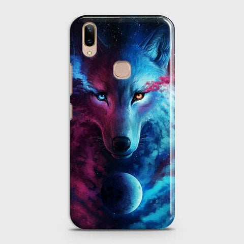 Infinity Wolf 3D Trendy Case For Vivo V9 / V9 Youth