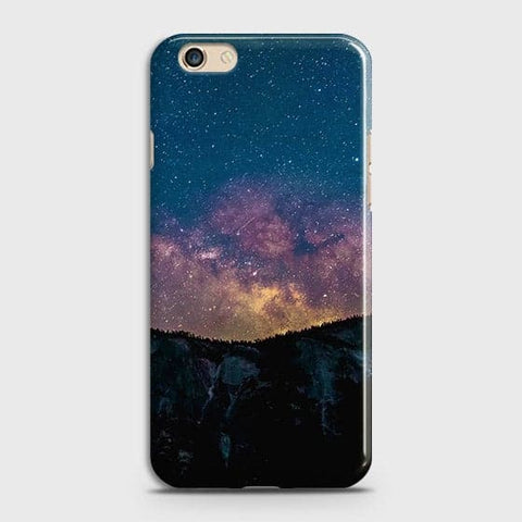 Embrace, Dark Galaxy 3D Trendy Case For Oppo F1S